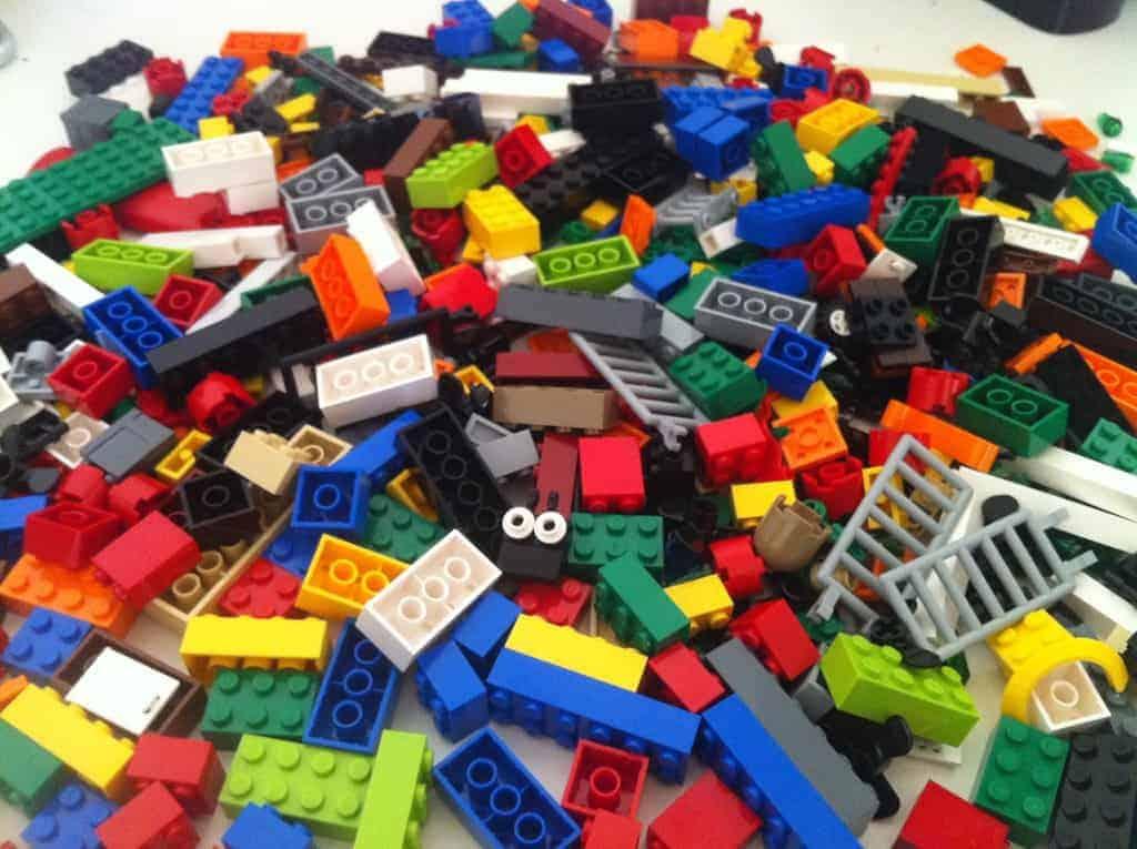 Lego Game Night