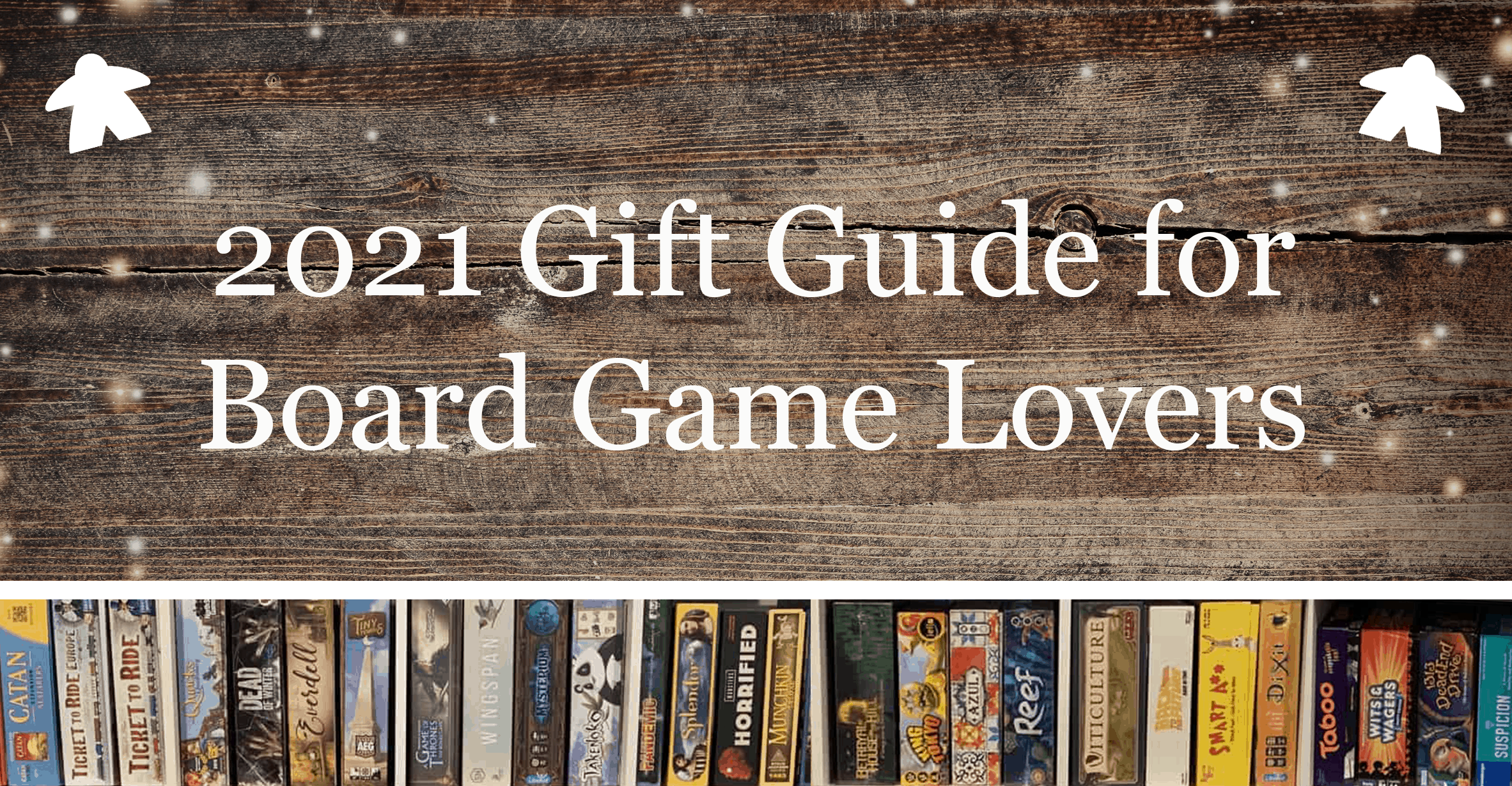 Gift Guide for Board Game Lovers