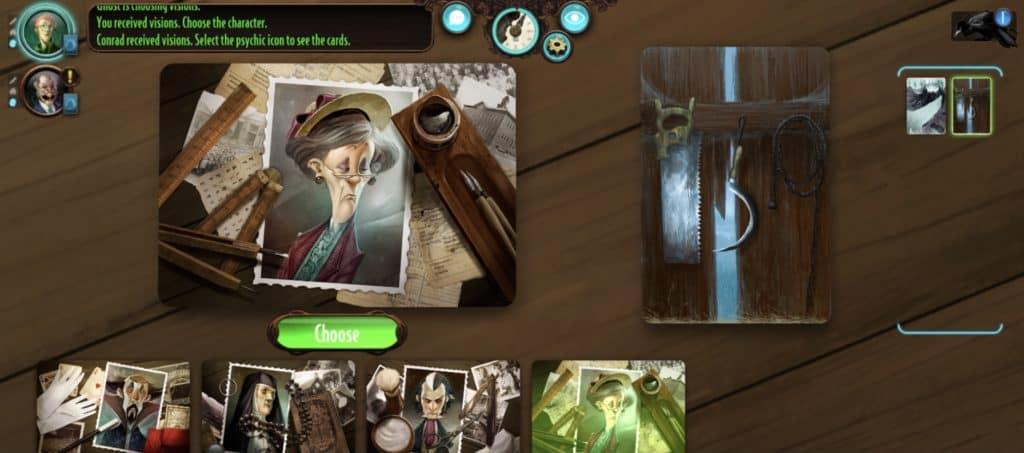 Mysterium App