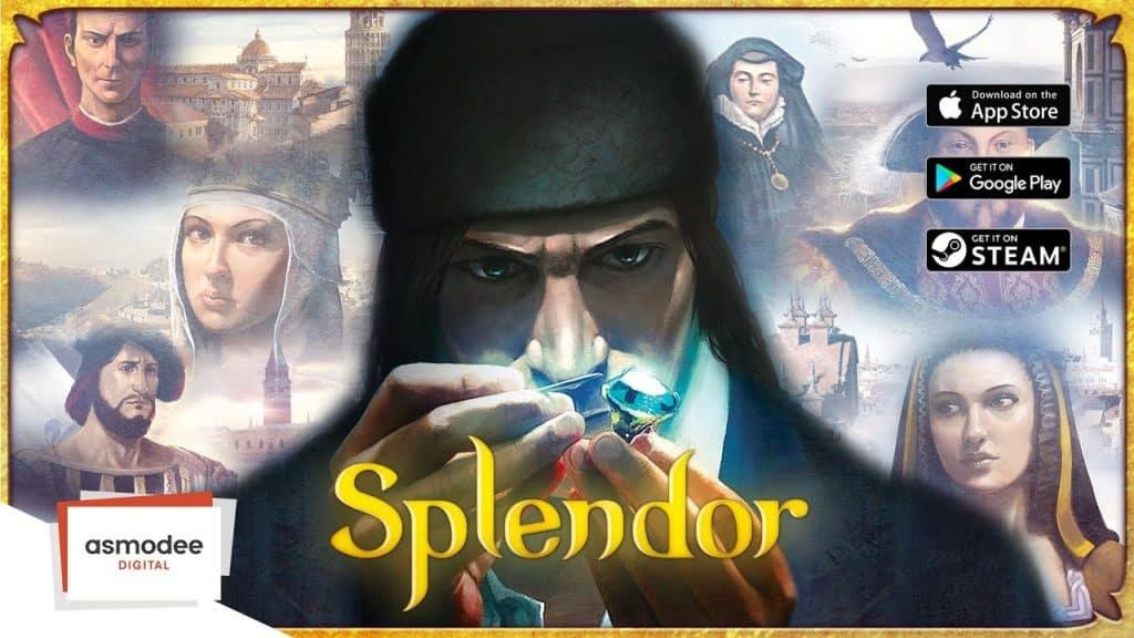 Splendor Board Game App