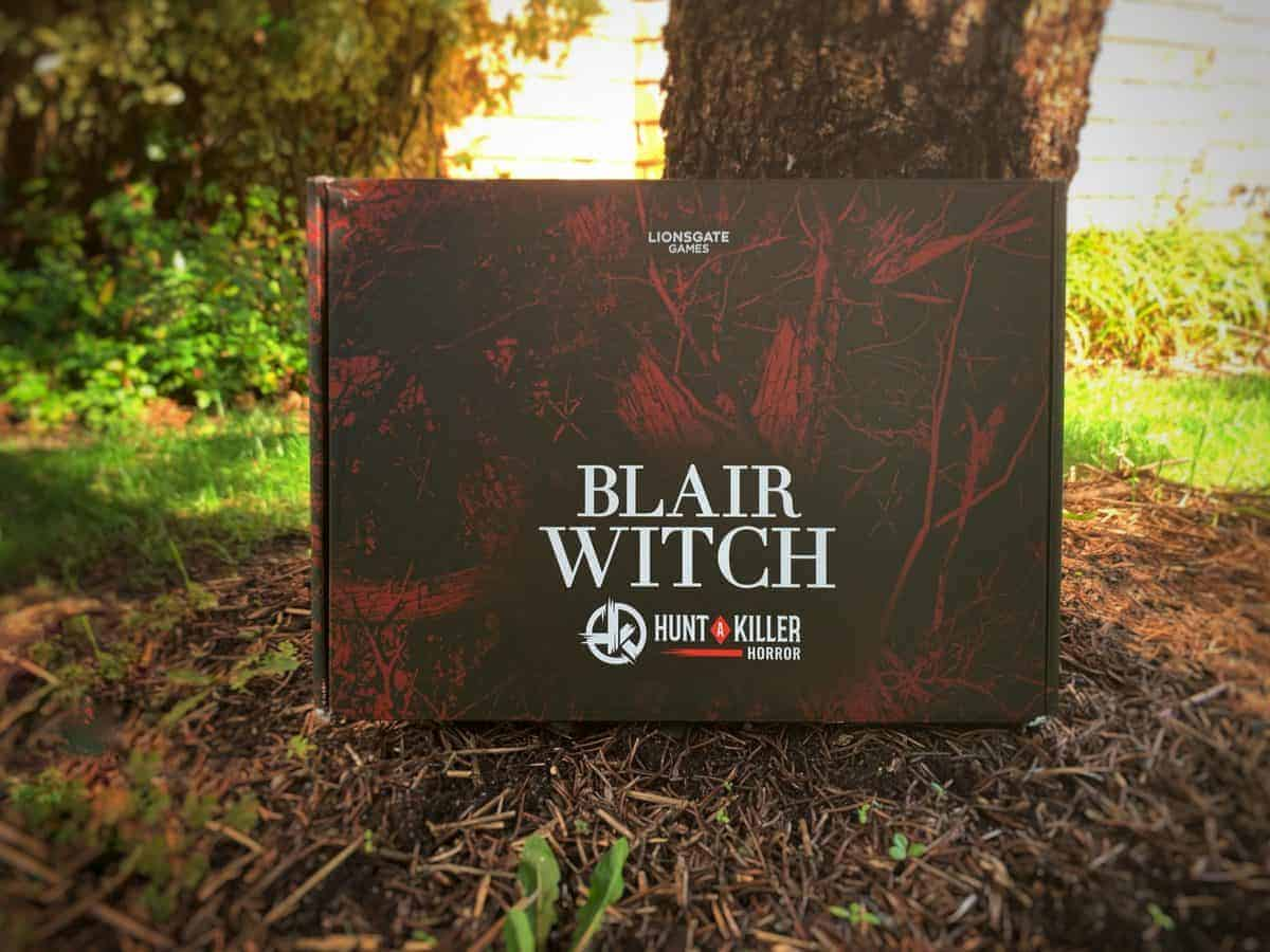 Hunt A Killer Horror Blair Witch Review