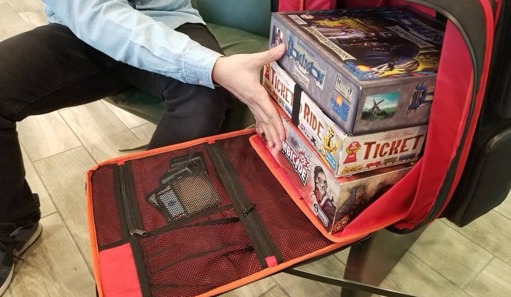 Best Way to Carry Board Games