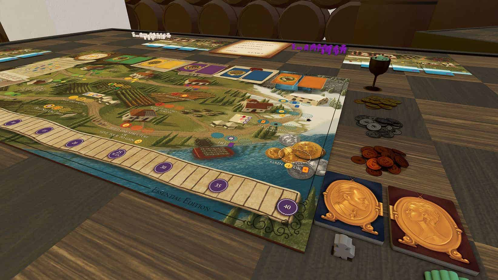 Play Board Games Online With Friends