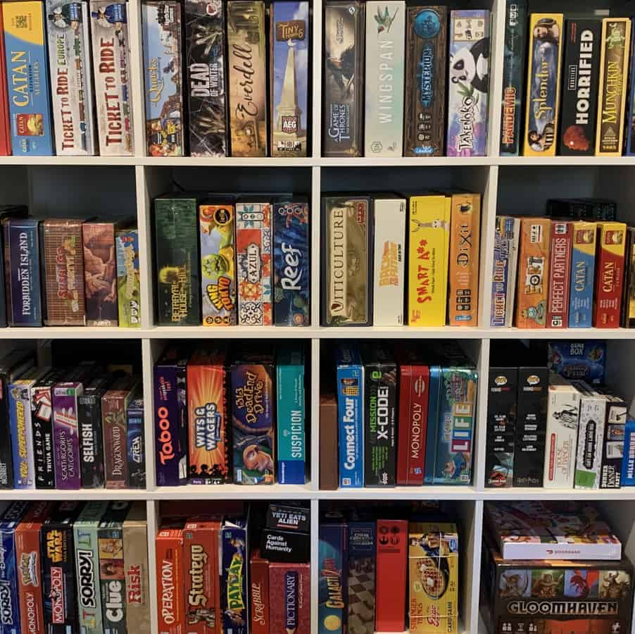 Board Game Collection - Must Have Board Games