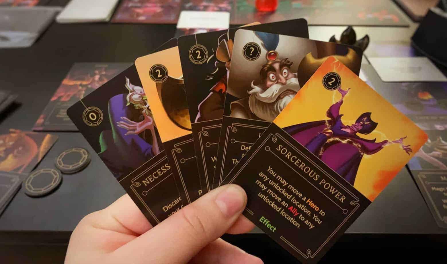 Disney Villains Board Game