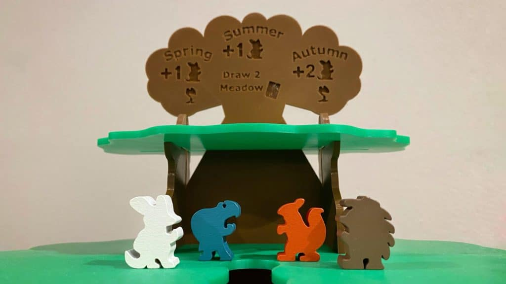 Everdell Meeples
