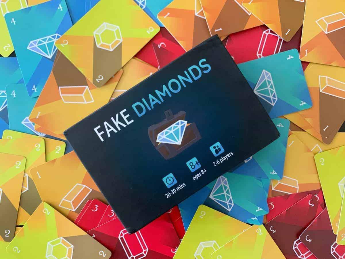 Fake Diamonds Game Review