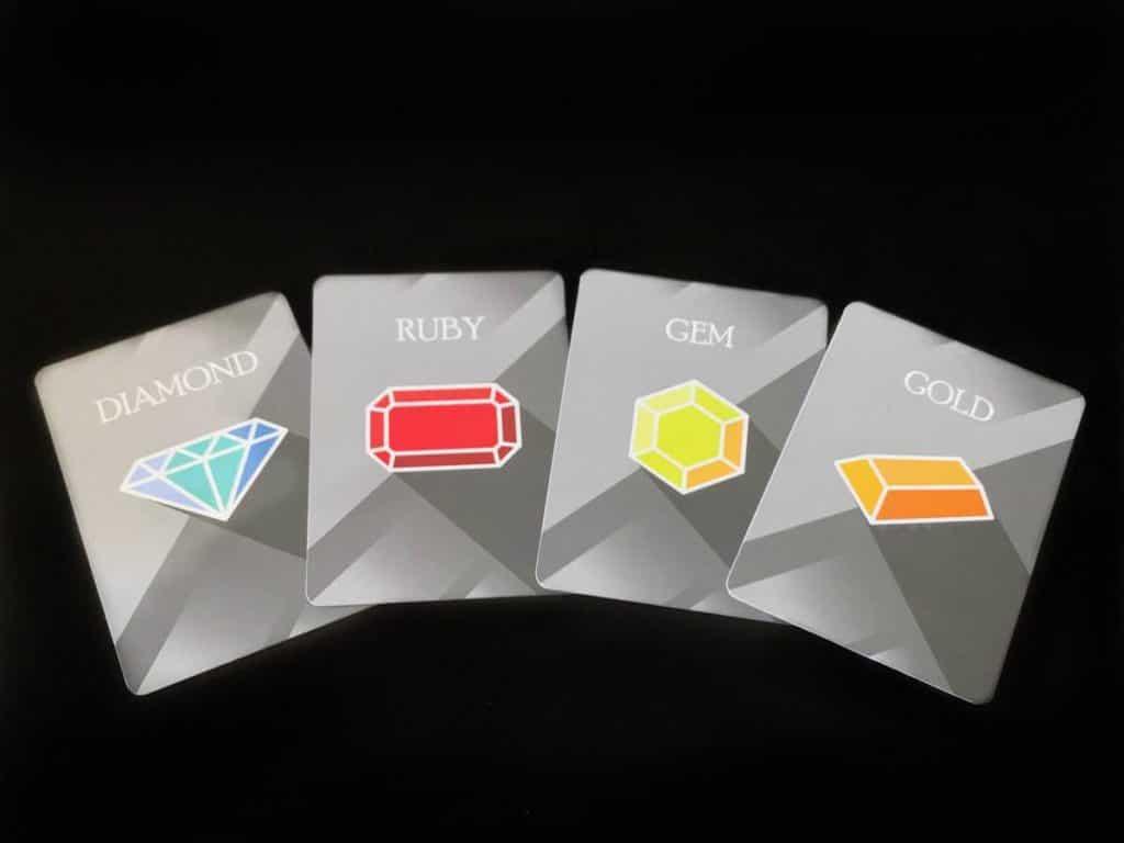 Fake Diamonds Card Game Review