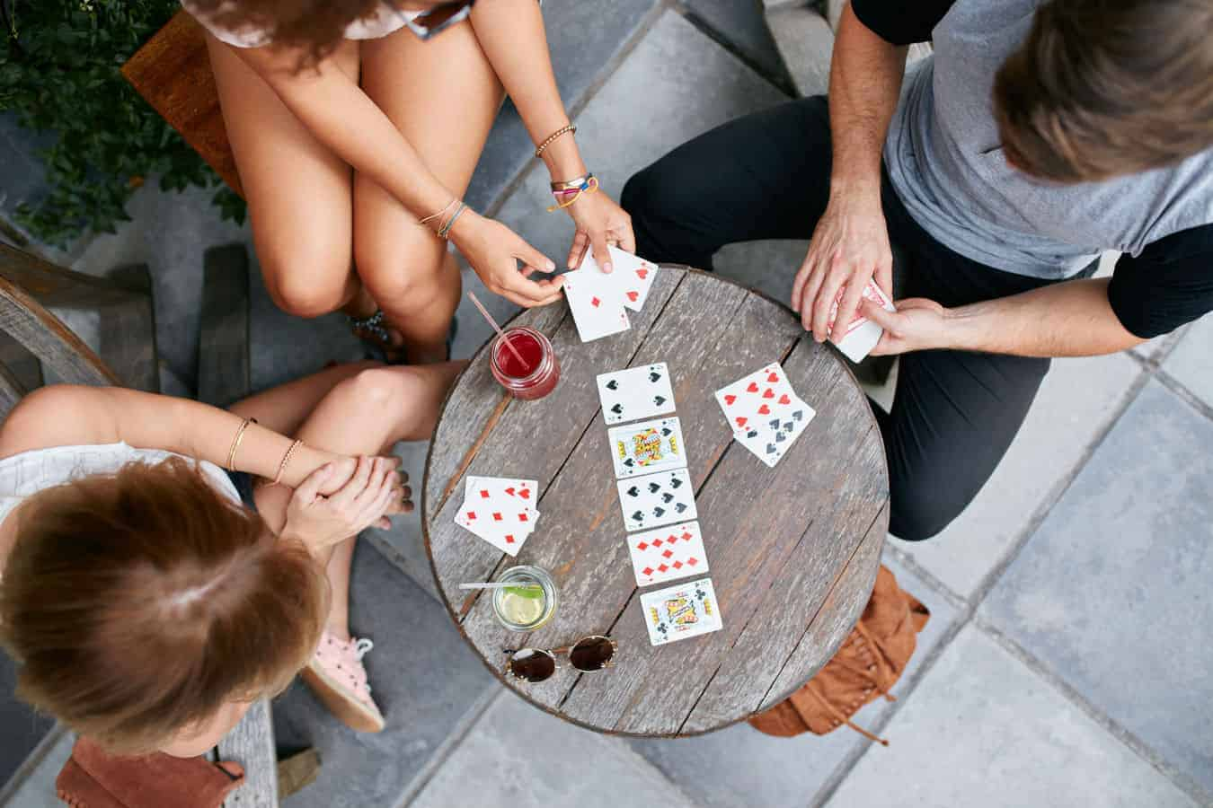 Outdoor Game Night and Best Patio Board Games