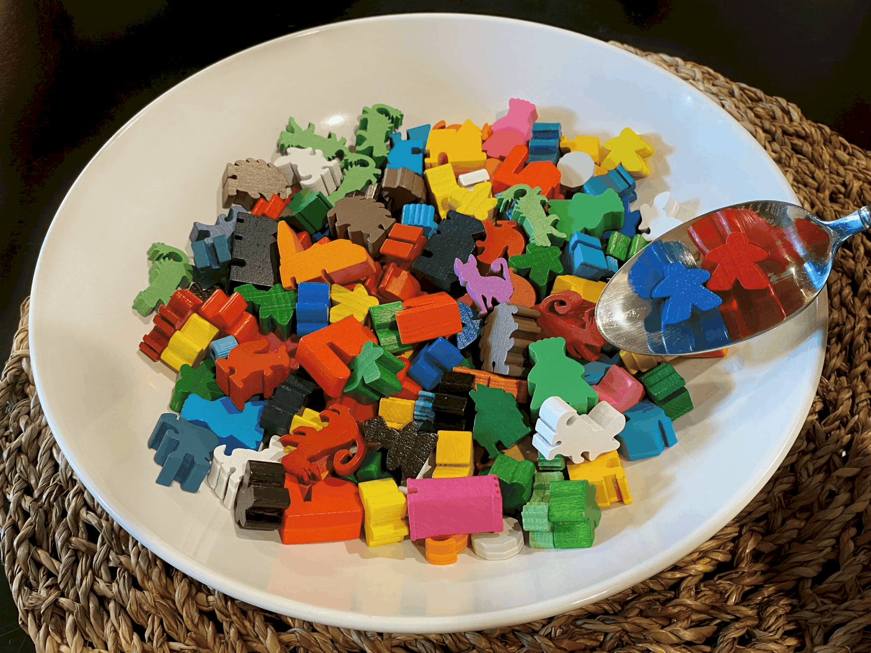Replacement Board Game Pieces
