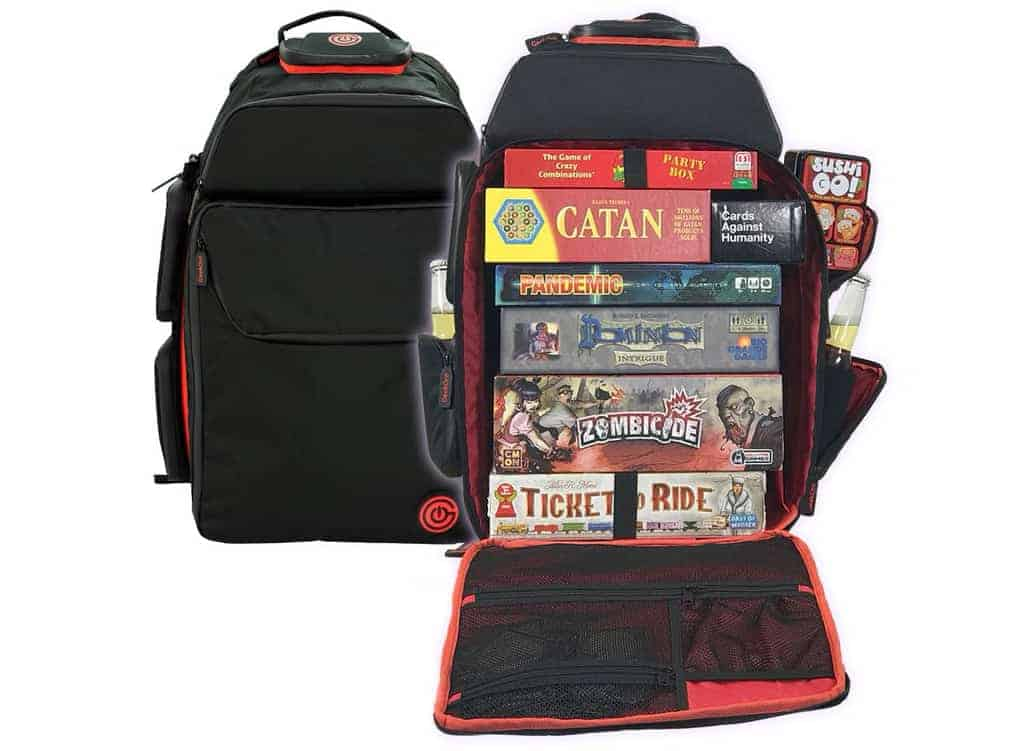 Ultimate Board Game Backpack