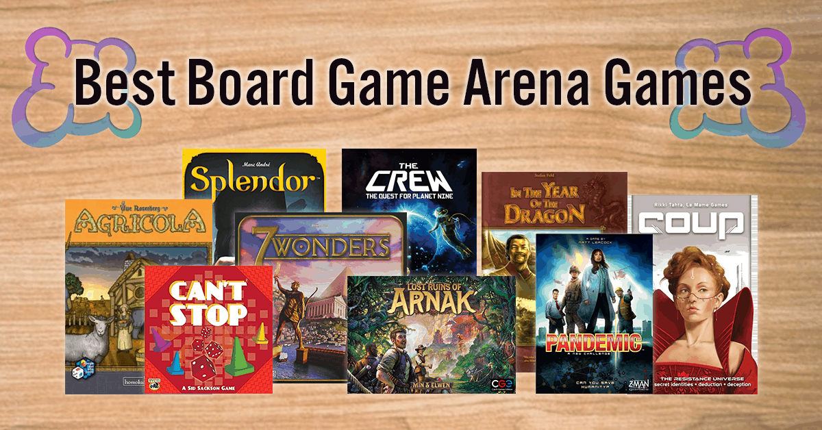Best Board Game Arena Games