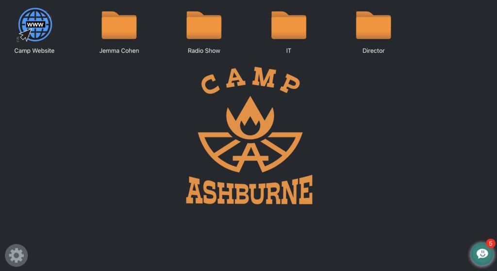 Camp Ashburne Desktop